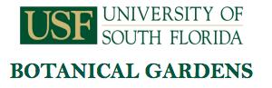 USF Botanical Gardens Membership