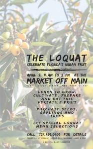 Loquat Poster